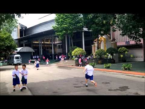 Chiang Mai, Thailand School Tour video