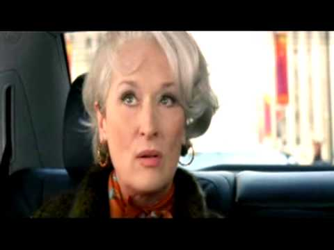Miranda Priestly is a Bad Girl
