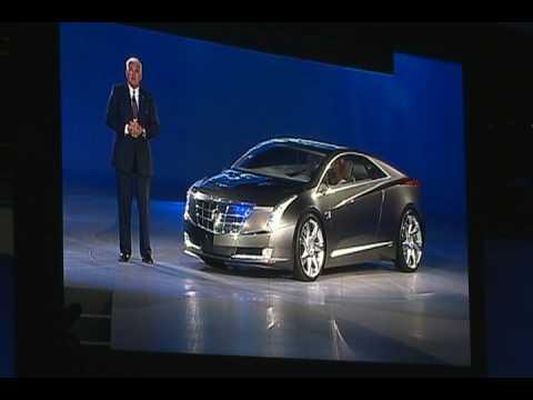 Új luxus e-autó - Cadillac Converj