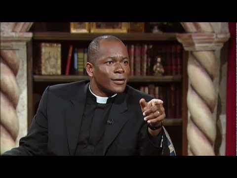 EWTN Live   2012 08 29   Evangelization through media in Africa   Fr Maurice Emelu