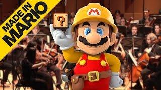 Making Music in Super Mario Maker - Made in Mario