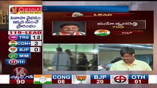 Special Report On District-wise Counting Details | Telangana Assembly Results 2018 | Part 1