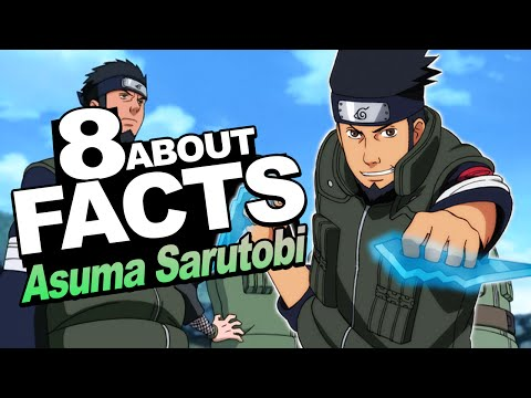 "8 Facts About Asuma Sarutobi You Should Know w/ ShinoBeenTrill & Stahtz ""Naruto Shippuden"" thumbnail"