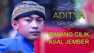 Download Lagu ADITYA , DALANG CILIK ASAL JEMBER Gratis STAFABAND