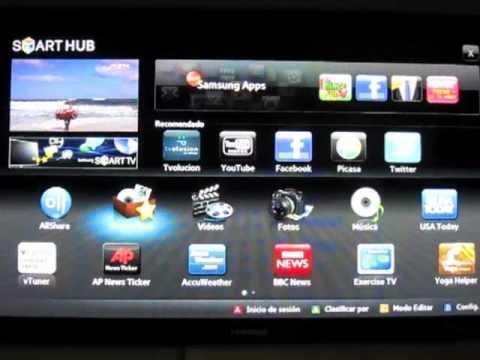 Samsung AllShare usando Mezzmo - Multimedia por WiFi
