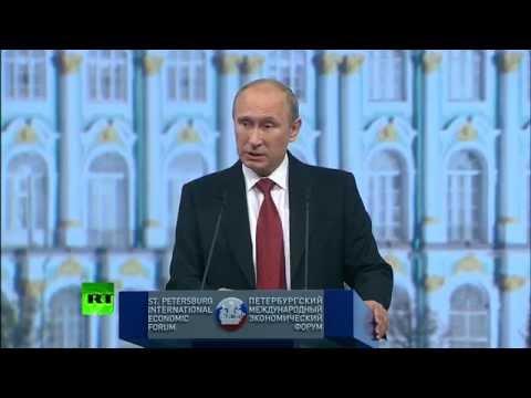 Путин - Украине: Где наши деньги?