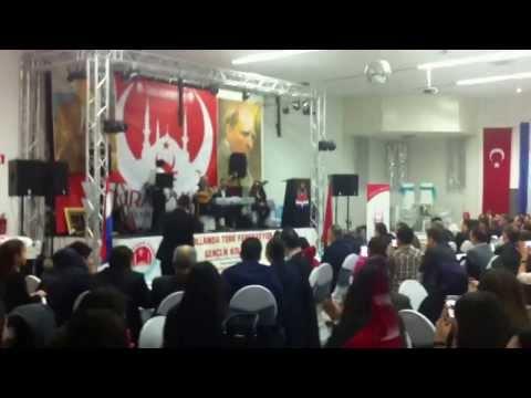 Ömer Kadan - Turkish Man / Turan Vakfi | 20. Yıl | Türk Kültür Söleni