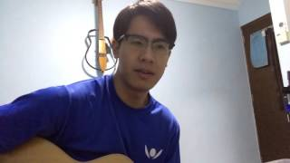 Ed Sheeran Perfect Acoustic Cover by #fengkaibusking