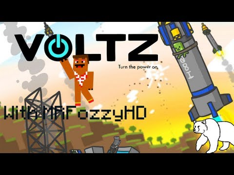 Voltz - Let's Play - Part 30 - Defuser, Remote Detonator and Laser Designator!
