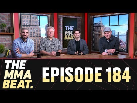 The MMA Beat Live -- March 15, 2018