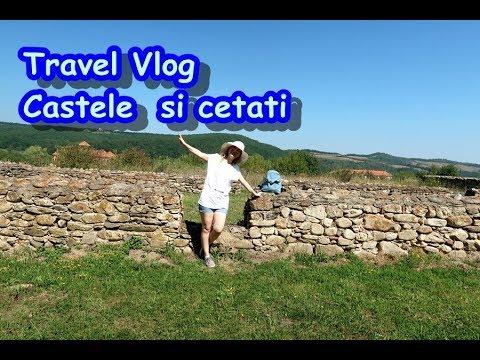 Vlog Travel Cetati si Castele in Romania | Sarmisegetuza, Castelul Huniazilor