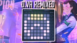 Overwatch - D.Va Remixed | Launchpad Song | Helynt
