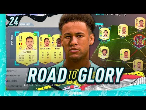 FIFA 20 ROAD TO GLORY #24 - I GOT NEYMAR!!
