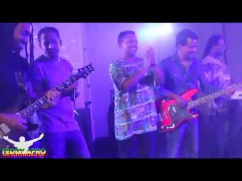 Teddy Afro - Birthday On Stage - Winnipeg 2016
