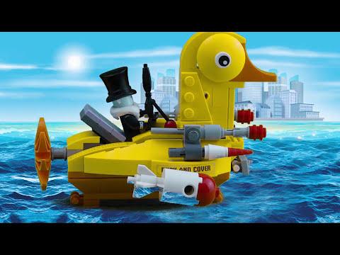 Лего Бэтмэн. Лего мультик Побег Бэтмэна. Lego Batman. Funny Danny Show