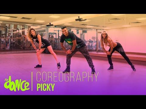 Download Picky - Joey Montana - Coreografía - FitDance Life Mp4 baru