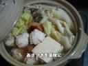 天体戦士サンレッドED「鶏タンゴ鍋」通り鶏団子鍋を作ってみた。
