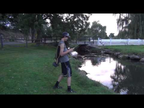 Fly Fishing for Pennsylvania Trout 2012 #8