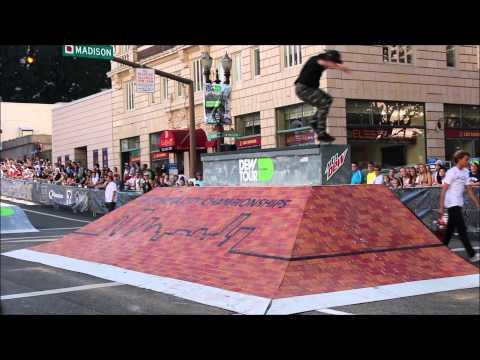 2014 Dew Tour Portland - Street Style