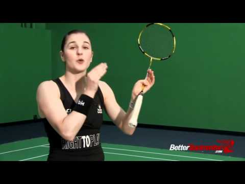 Incredible Badminton Court Speed: How to be Quick AND Consistent