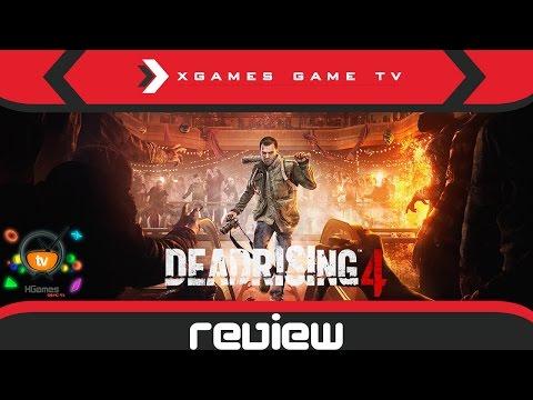 ОБЗОР Dead Rising 4 (Review)