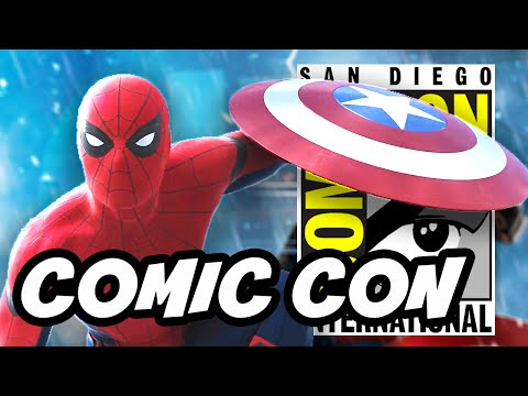 Marvel Comic Con 2016 Preview and Schedule Update