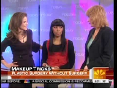 NBC Today Show: EVE PEARL MAKEOVERS- PLUMP LIPS / LASHES / BREASTS Video
