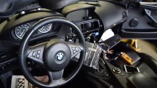 CCC/M-ASK TROUBLE SHOOTING ON BMW E64 Part_1 Call 786-355-3660