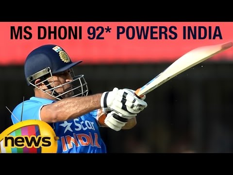 Dhoni Leads India Revival To 247 | India Vs South Africa | 2nd ODI | Indore | Mango Sports News