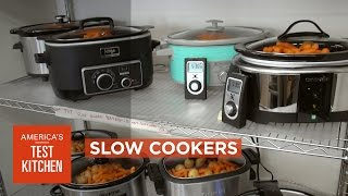Equipment Review: Best Slow Cookers (