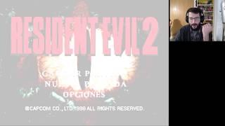 RESIDENT EVIL 2 - RUTA B CLAIRE (COMPLETO)