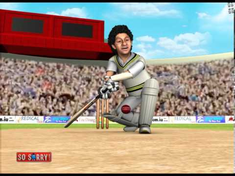 So Sorry: The God Of Cricket Retires video