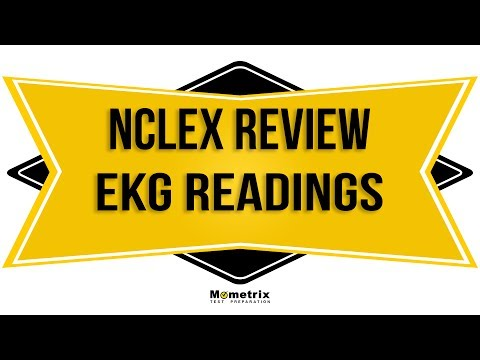 Best EKG Interpretation for NCLEX Students and Beginners: RN Review 2017