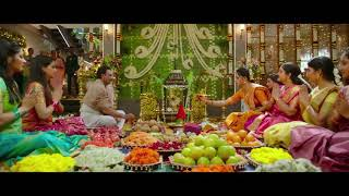 Pelli pandiri - Sailajareddy alludu movie full video song 1080p