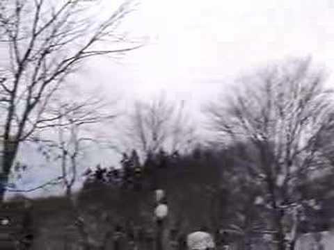 鶴の湯温泉 風景