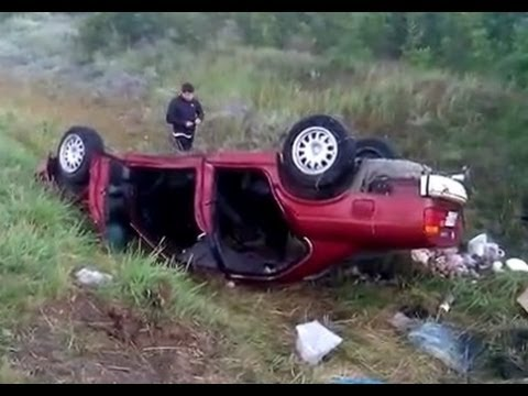 Car accident car crash compilation 2014 part 11