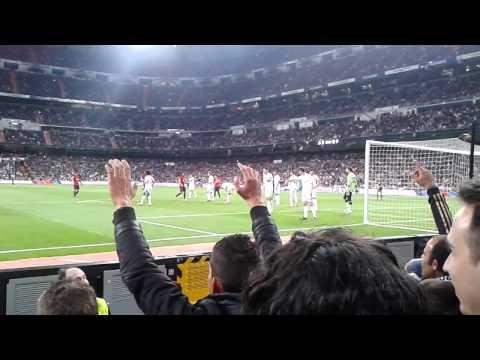 Amazing Experience: Real Madrid (4-0) Osasuna 26/04/2014