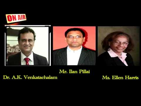 Dr.Venkatachalam talks to Medical tourism platform, iElixir- Part 1