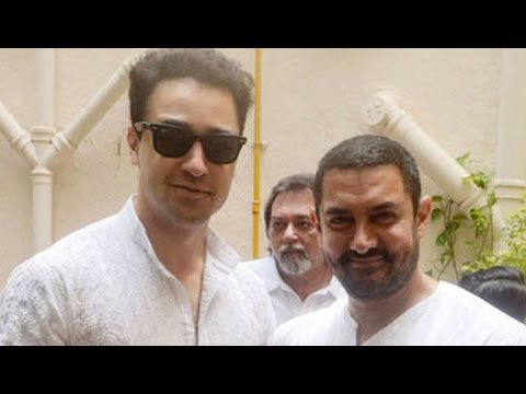 Mamu Aamir Khan takes charge of Imran's Katti Batti