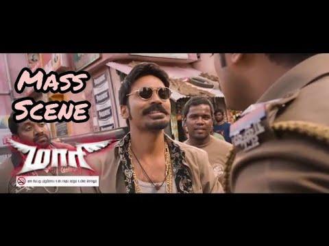 Maari / 30 seconds Whatsapp status / Mass  scene  / Dhanush / Vijay Yesudas