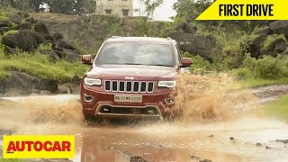 Jeep Grand Cherokee | First Drive | Autocar India