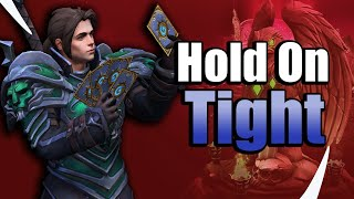 Use it or Lose it? Anduin D Value - Heroes of the Storm w Kiyeberries