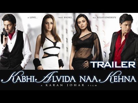 Kabhi Alvida Naa Kehna - Official Trailer video
