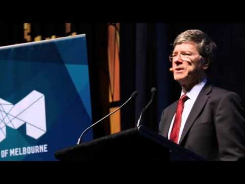 Jeffrey D. Sachs - Australia in the Age of Sustainable Development