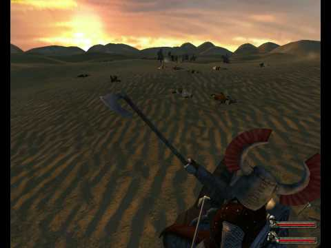 Mount & Blade: Warband - Desert Battle