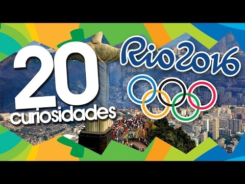 20 Cosas Que NO Sabías de los JUEGOS OLÍMPICOS (Olimpiadas) | Rio 2016 | Datos curiosos [Kipso]