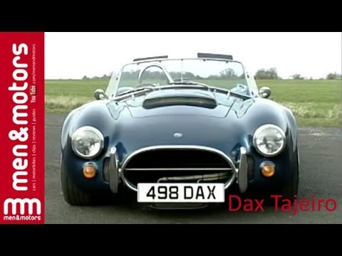 Eddie Hagan takes a look at the Dax Tajeiro - a replica of the AC Cobra