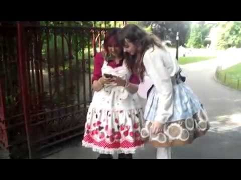 International Summer Lolita Day Meet video