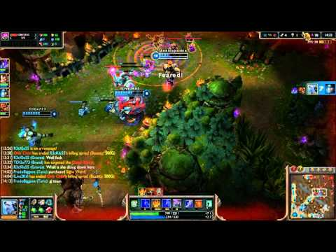 League of Legends - Volibear Thunderpaws - Full Game Commentary