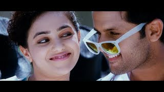 Gunde Jaari Gallanthayyinde Full Video Song Nitin Nithya Menon HD Blu Ray 1080p